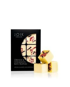 Joik Orange & Cinnamon Bath Truffles 258 Gr