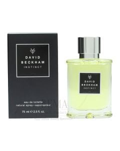 David Beckham Instinct Eau de Toilette 75 ml
