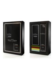 Edwin Jagger Boxed Gift Set Safety Razor In Ivory & Sandalwood Shaving Cream