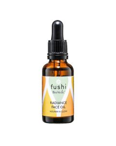 Fushi Biovedic Radiance Face Oil 30 Ml