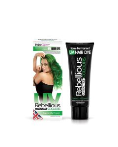 Paintglow Semi Permanent Dye Neon Green 70 Ml