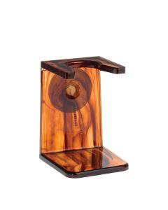 Edwin Jagger Imitation Tortoiseshell Drip Stand, 21Mm Small Neck