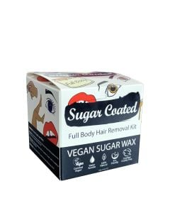 Sugar Coated Full Body Hair Removal Kit