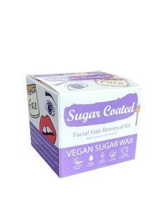Sugar Coated Facial Hair Removal Kit