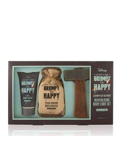 Mad Beauty Disney Don'T Be Grumpy Be Happy Gift Set 3 Pcs