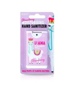Mad Beauty Hand Sanitizer Llama Queen 15 Ml - Strawberry