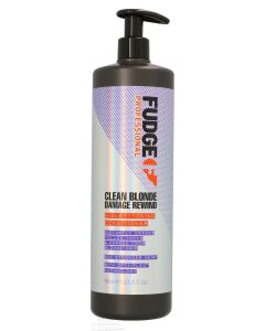 Fudge Clean Blonde Damage Rewind Violet-Toning Con 1000 Ml