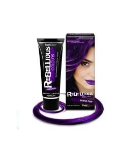Paintglow Semi Permanent Dye Purple 70 Ml
