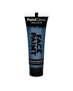 Paintglow Face Paint In Gel Blue 13 Ml