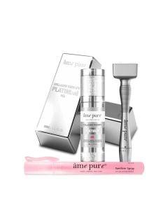 Ame Pure Adjustable Derma Stamp Platinum Kit