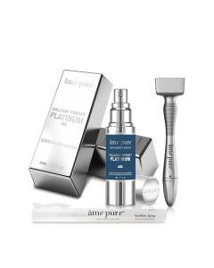 Ame Pure Adjustable Derma Stamp Platinum Gentlemen Kit