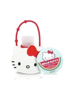 Mad Beauty Hello Kitty Watermelon Silicone Hand Sanitizer 35 Ml