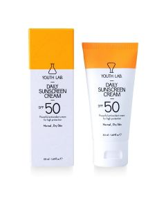Youth Lab Daily Sunscreen Cream Spf 50 Normal_Dry Skin 50Ml
