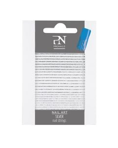 Pronails Nail Art Strings Silver