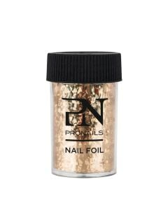 Pronails Nail Foil Scattered Gold 1.5 M