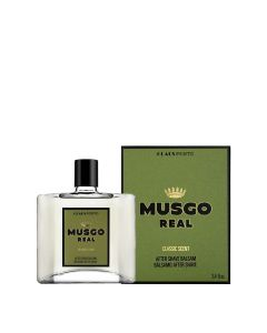 Musgo Real Aftershave Balsem Classic Scent - 100Ml