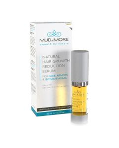 Mud & More Hair Growth Reduction Sérum Face