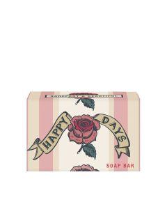 Bath House Handzeep 2 Wild Rose 100 g