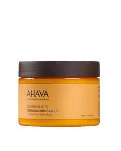 Ahava Caressing Body Sorbet Mandarin & Cedarwood 350Ml