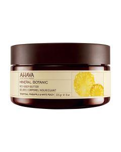 Ahava Mineral Botanic Body Butter Pineapple & Peach