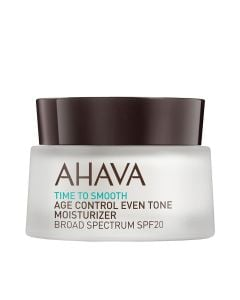 Ahava Age Control Even Tone Moist. Spf20 50Ml