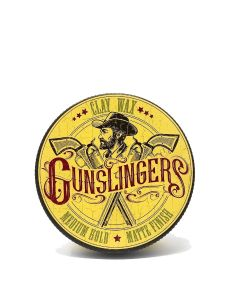 Gunslingers Clay Wax 50 Ml