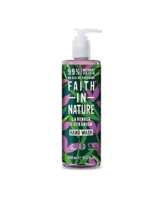 Faith in Nature Hand Wash Lavender & Geranium 400 Ml