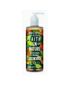 Faith in Nature Hand Wash Grapefruit & Orange 400 Ml