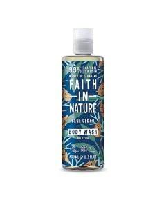 Faith in Nature Body Wash Blue Cedar 400 M