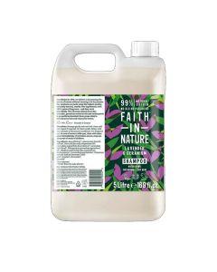 Faith in Nature Shampoo Lavender & Geranium - Refill 5 L