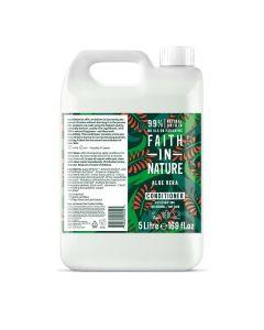 Faith in Nature Conditioner Aloe Vera - Refill 5 L
