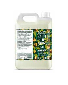 Faith in Nature Shampoo Jojoba - Refill 5 L