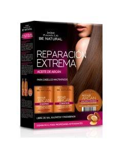 Be Natural Repair Argan Extreme Reparation Pack