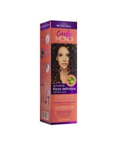Be Natural Curly Monoi Curly Activator 100 Ml
