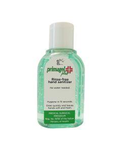 Primagel Plus Rinse-Free Hand Sanitizer Gel 50 Ml