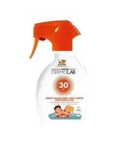 Dermolab Sun Cream For Kids Spf 30 Spray 250 Ml