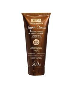 Pupa Super Cream Intensive Tanning