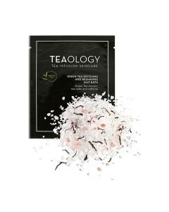 Teaology Green Tea Detoxing And Reshaping Salt Bath