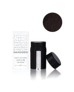 Nanogen Fiber Donker Bruin (Dark Brown) 15 G