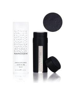 Nanogen Fiber Zwart (Black) 30 G