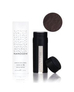 Nanogen Fiber Medium Bruin (Medium Brown) 30 G