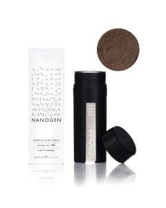 Nanogen Fiber Licht Bruin (Light Brown) 30 G