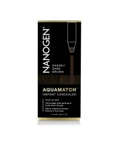 Nanogen Aquamatch Donker Bruin Dark Brown 2X 3.94 G