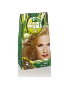 Hennaplus Colour Powder Golden Blond 50 100 G