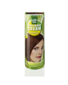 Hennaplus Colour Cream Mahogany 6.45 60 Ml