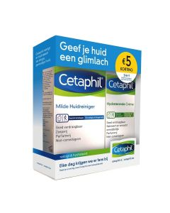Cetaphil  Promopack Droge En Gevoelige Huid Nl