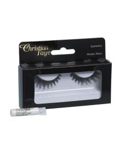 Christian Faye Eyelashes Afton With Glue