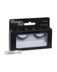 Christian Faye Eyelashes Almah With Glue