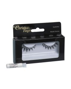 Christian Faye Eyelashes Anona With Glue