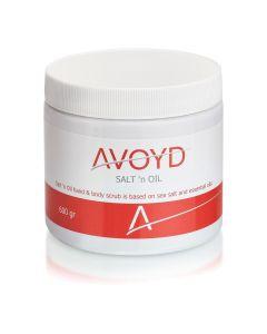 Avoyd Salt 'N Oil Scrub